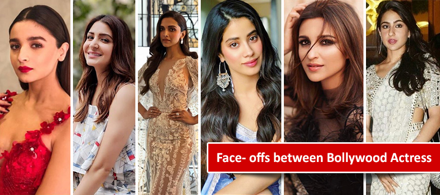 The iconic face-offs between Bollywood Actresses in the recent years that made fandom pick war.